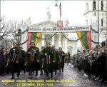 Парад в Вильно